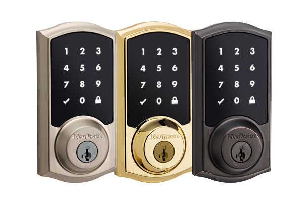 Kwikset lock stack for home security system Miami, FL