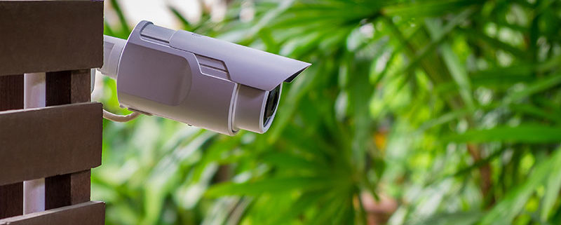 Home security camera placement Cutler Bay, FL