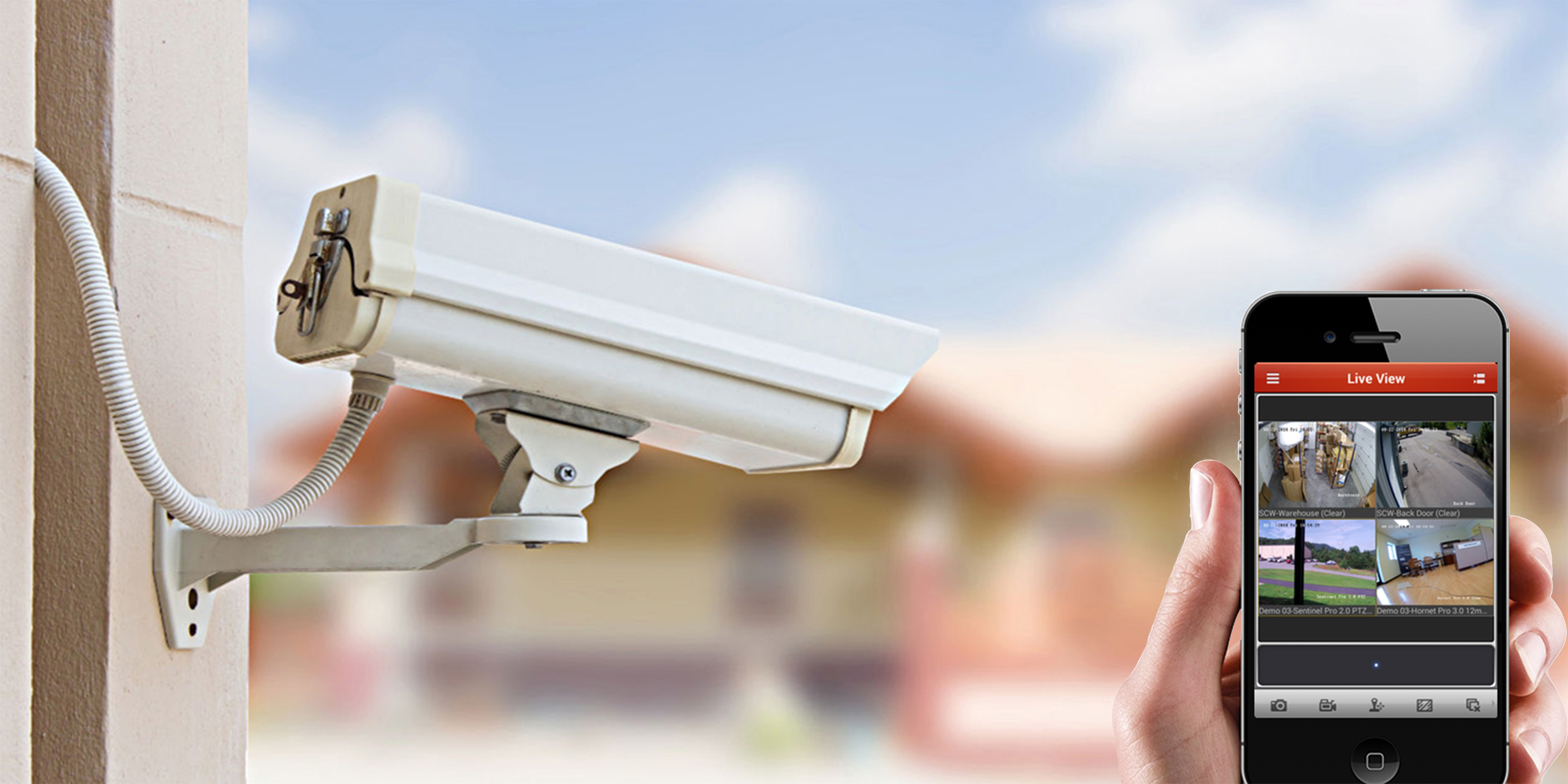 Alarm monitoring services Coral Gables, FL