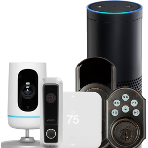 Automation points for wireless home security systems Miami, FL
