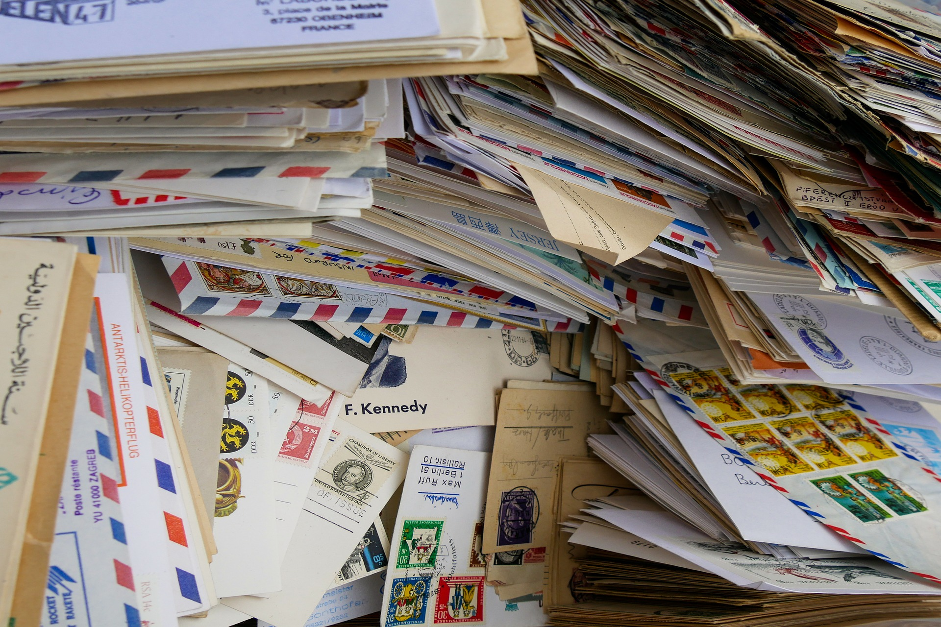 Protect your mail with a home security system Miami, FL