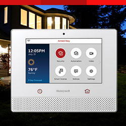 Touch screen for wireless home automation system Cutler Bay, FL